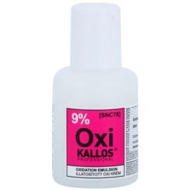 Kallos Oxi Peroxid-Creme 9% nur für professionellen Gebrauch  60 ml