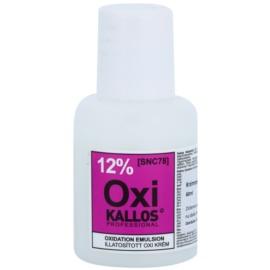 Kallos Oxi кремообразна активираща емулсия 12% за професионална употреба  60 мл.