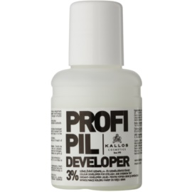 Kallos Profipil Activating Emulsion for Brow and Lash Dye  60 ml