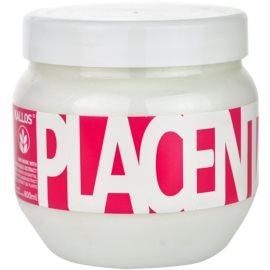 Kallos Placenta маска  за суха и увредена коса   800 мл.
