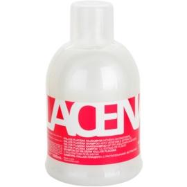 Kallos Placenta šampon pro suché a poškozené vlasy  1000 ml
