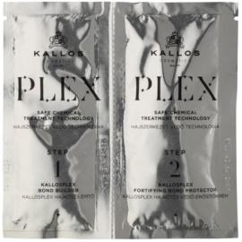 Kallos Plex Tratament protector și regerator în două etape pentru parul tratat chimic  20 ml