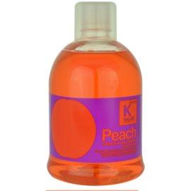 Kallos Hair Care champú nutritivo para cabello seco y delicado  1000 ml