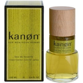 Kanon For Men Eau de Toilette for Men 100 ml