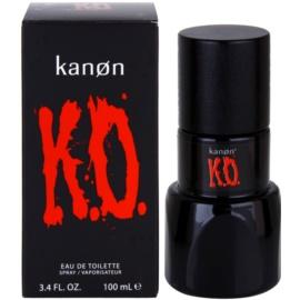 Kanon K.O. Eau de Toilette für Herren 100 ml