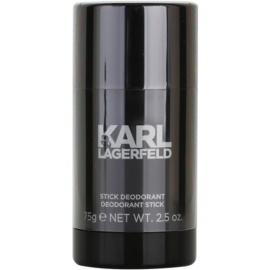 Karl Lagerfeld Karl Lagerfeld for Him Deodorant Stick for Men 75 g