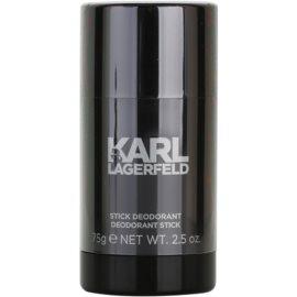 Karl Lagerfeld Karl Lagerfeld for Him Deodorant Stick voor Mannen 75 gr