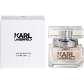 Karl Lagerfeld Karl Lagerfeld for Her woda perfumowana dla kobiet 25 ml