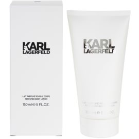 Karl Lagerfeld Karl Lagerfeld for Her leche corporal para mujer 150 ml