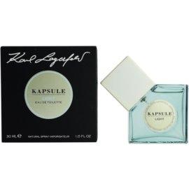 Karl Lagerfeld Kapsule Light туалетна вода унісекс 30 мл