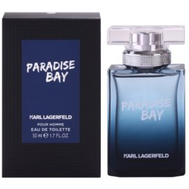 Karl Lagerfeld Paradise Bay туалетна вода для чоловіків 50 мл