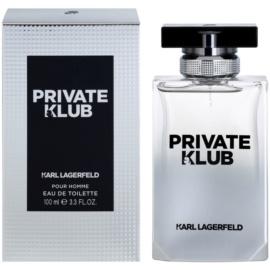 Karl Lagerfeld Private Klub тоалетна вода за мъже 100 мл.