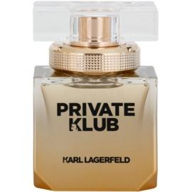 Karl Lagerfeld Private Klub Eau de Parfum für Damen 45 ml