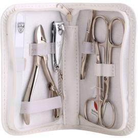 Kellermann Manicure set pro perfektní manikúru bílý  6 Ks