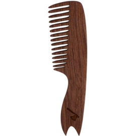 Keltic Krew Accessories Pente natural para a barba pequeno