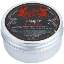 Keltic Krew Voyager balzám na vousy s vůní eukalyptu  50 ml