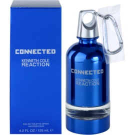 Kenneth Cole Connected Reaction eau de toilette per uomo 125 ml