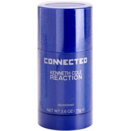 Kenneth Cole Connected Reaction dédorant stick pour homme 75 g