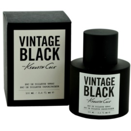 Kenneth Cole Vintage Black Eau de Toilette für Herren 100 ml
