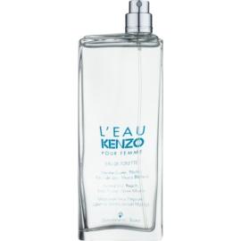 Kenzo L'Eau Kenzo Pour Femme toaletní voda tester pro ženy 100 ml
