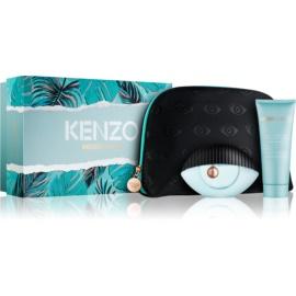 Kenzo World zestaw upominkowy II.  woda perfumowana 75 ml + mleczko do ciała 75 ml