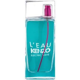 Kenzo L'eau Electric Wave Eau de Toilette for Women 50 ml