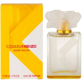 Kenzo Couleur Kenzo Jaune - Yellow eau de parfum para mujer 50 ml