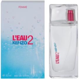 Kenzo L´Eau Kenzo 2 Woman eau de toilette para mujer 50 ml