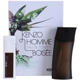 Kenzo Homme Boisée dárková sada II. toaletní voda 100 ml + sprchový gel 100 ml