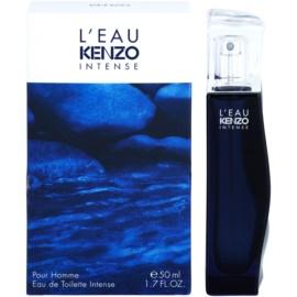 Kenzo L`Eau Kenzo Intense Pour Homme woda toaletowa dla mężczyzn 50 ml