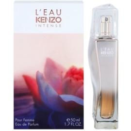 Kenzo L'Eau Kenzo Intense Pour Femme parfémovaná voda pro ženy 50 ml