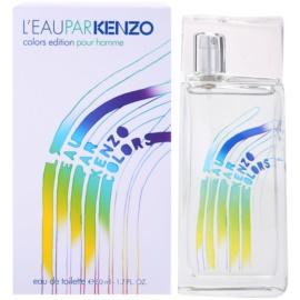 Kenzo L'Eau Par Kenzo Colors Pour Homme toaletní voda pro muže 50 ml