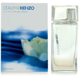 Kenzo L'Eau par Kenzo eau de toilette pour femme 50 ml