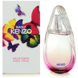 Kenzo Madly Kenzo toaletna voda za ženske 50 ml