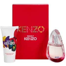 Kenzo Madly Kenzo Gift Set VII. Eau De Toilette 30 ml + Body Milk 50 ml