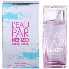 Kenzo L'Eau Par Kenzo Mirror Edition Eau de Toilette für Damen 50 ml