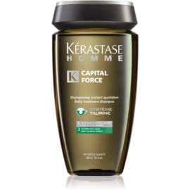 Kérastase Homme Capital Force sampon pentru par gras  250 ml