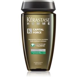 Kérastase Homme Capital Force Shampoo For Rapidly Oily Hair  250 ml