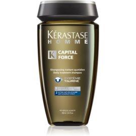 Kérastase Homme Capital Force férfi sampon korpásodás és hajhullás ellen  250 ml