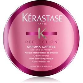 Kérastase Reflection Chroma Captive intenzivní péče pro lesk a ochranu barvy normálních až lehce zcitlivělých barvených vlasů  200 ml