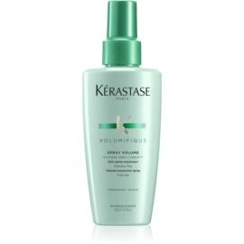 Kérastase Volumifique Spray Volume zaključna nega za povečanje in poudarjanje volumna tankih in oslabljenih las  125 ml