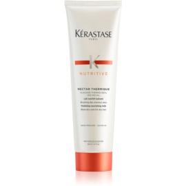 Kérastase Nutritive Nectar Thermique glättende und nährende Hitzeschutzmilch für trockenes Haar  150 ml