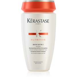 Kérastase Nutritive Bain Satin 1 Regenerating Shampoo For Normal Hair  250 ml