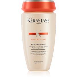 Kérastase Nutritive Magistral champô hidratante para cabelos normais a grossos e extremamente secos e sensiveis  250 ml