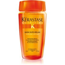 Kérastase Nutritive Oléo-Relax Shampoo-Kur für trockenes und kaum zu bändigendes Haar sowie für die Volumenregulierung  250 ml