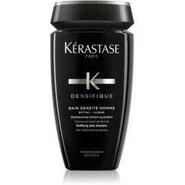 Kérastase Densifique Bain Densité Homme verfrissende en verstevigende shampoo voor mannen  250 ml