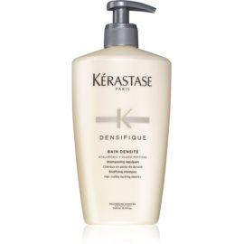 Kérastase Densifique Bain Densité szampon nawilżający i wzmacniający Włosy pozbawione gęstości  500 ml