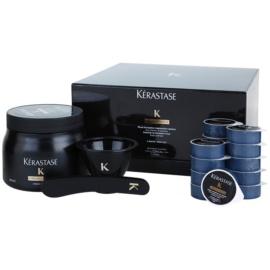 Kérastase Chronologiste luxuriöse, revitalisierende Maske für Haare und Kopfhaut  500 + 15 x 8 ml