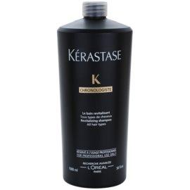 Kérastase Chronologiste відновлюючий шампунь для всіх типів волосся  1000 мл