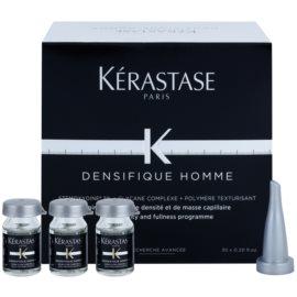 Kérastase Densifique Densifique Homme kúra pre zvýšenie hustoty vlasov  30x6 ml